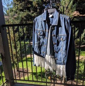 Cabi Jean Jacket Style 5297 Never Worn Size S